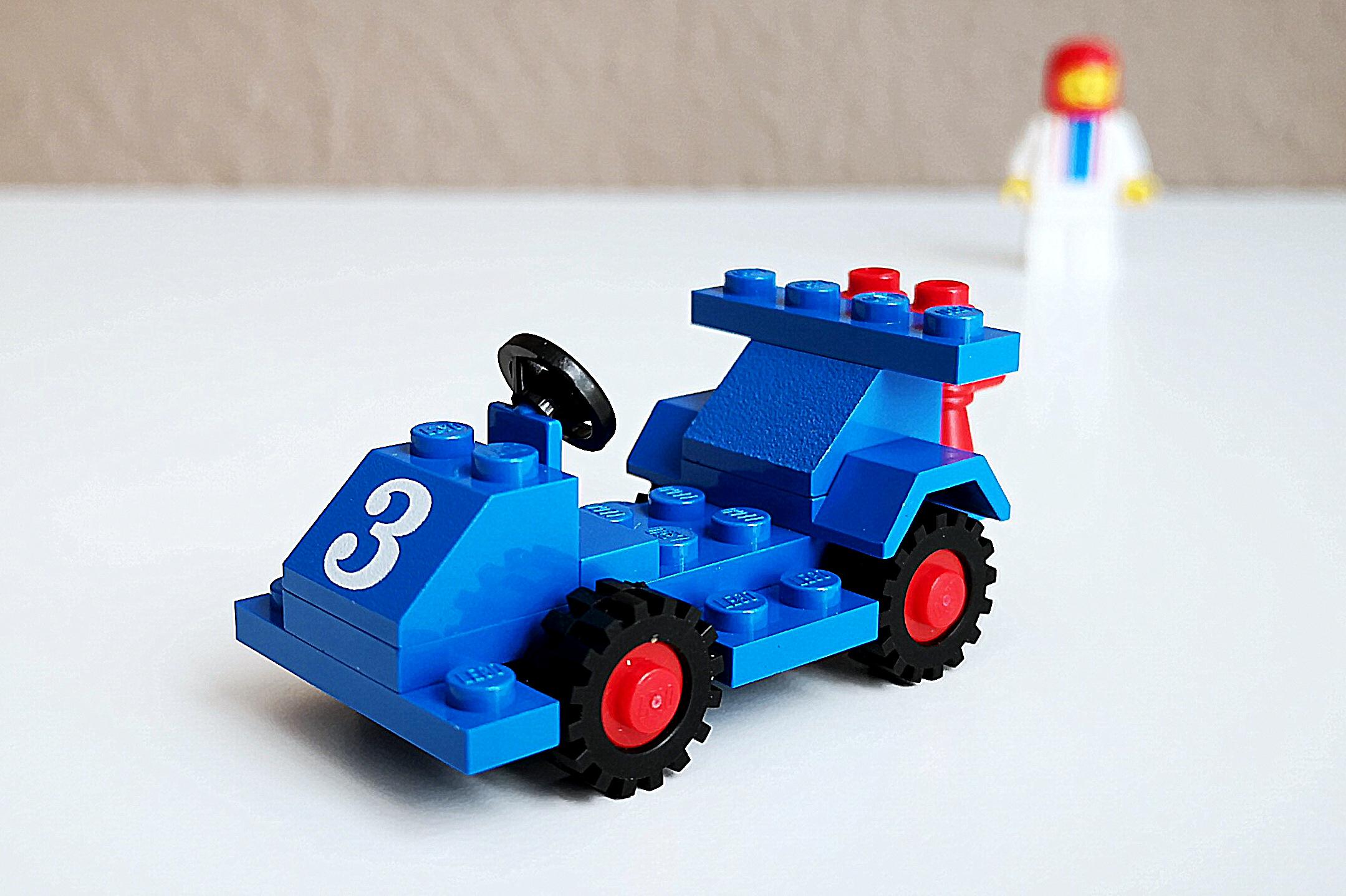LEGO Set 6605 Auto Großaufnahme Front