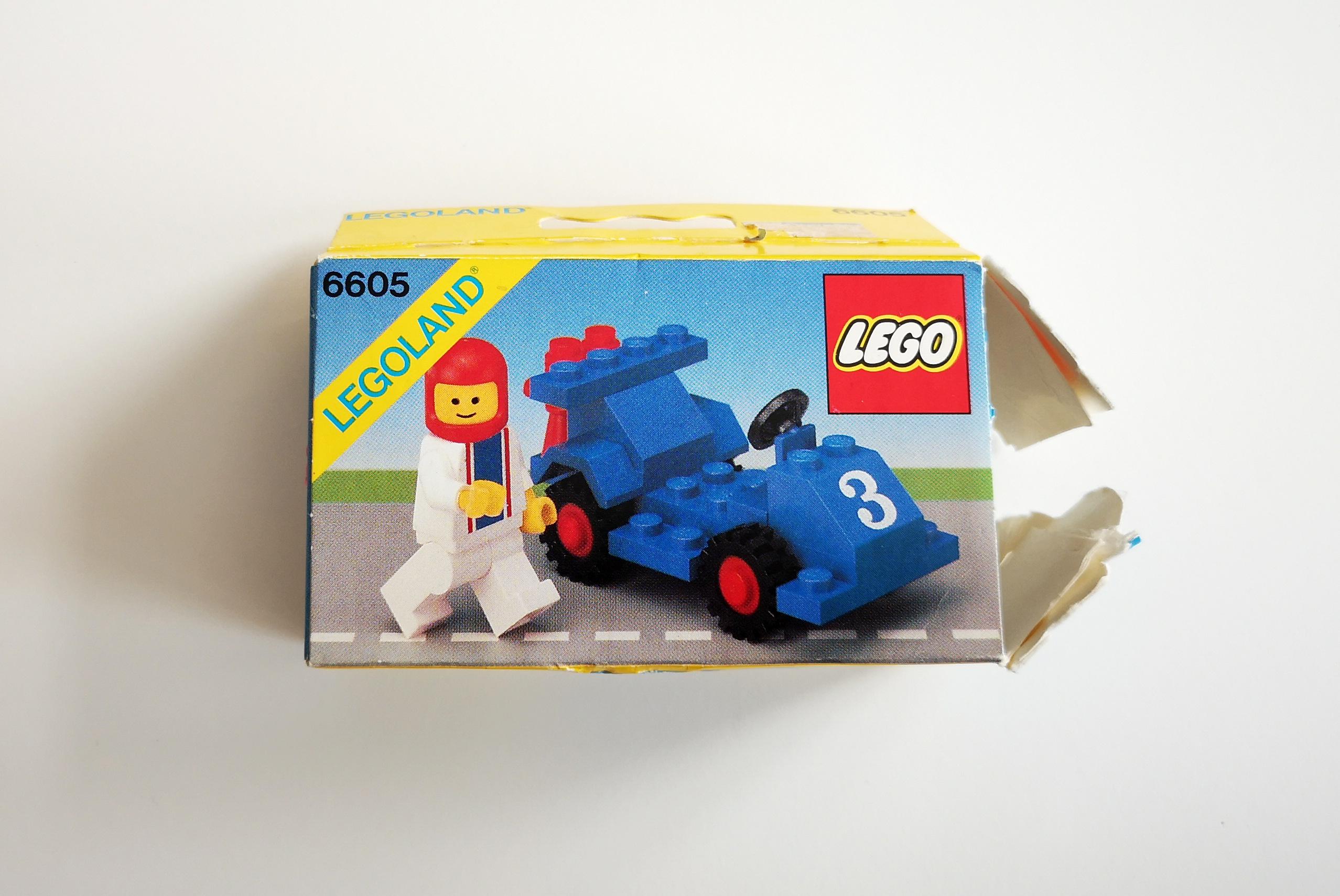 6605 LEGO Review deutsch
