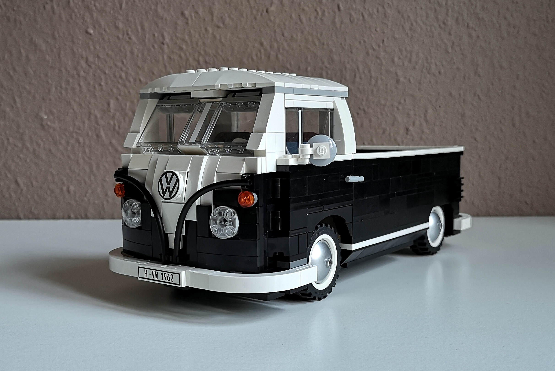 LEGO T1 Bulli Pritsche MOC