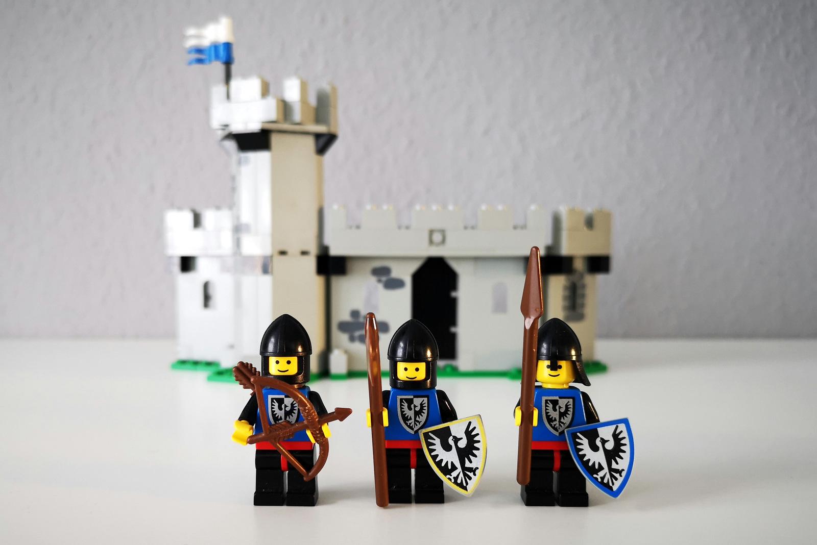 LEGO 6062 Burg mit Falkenrittern
