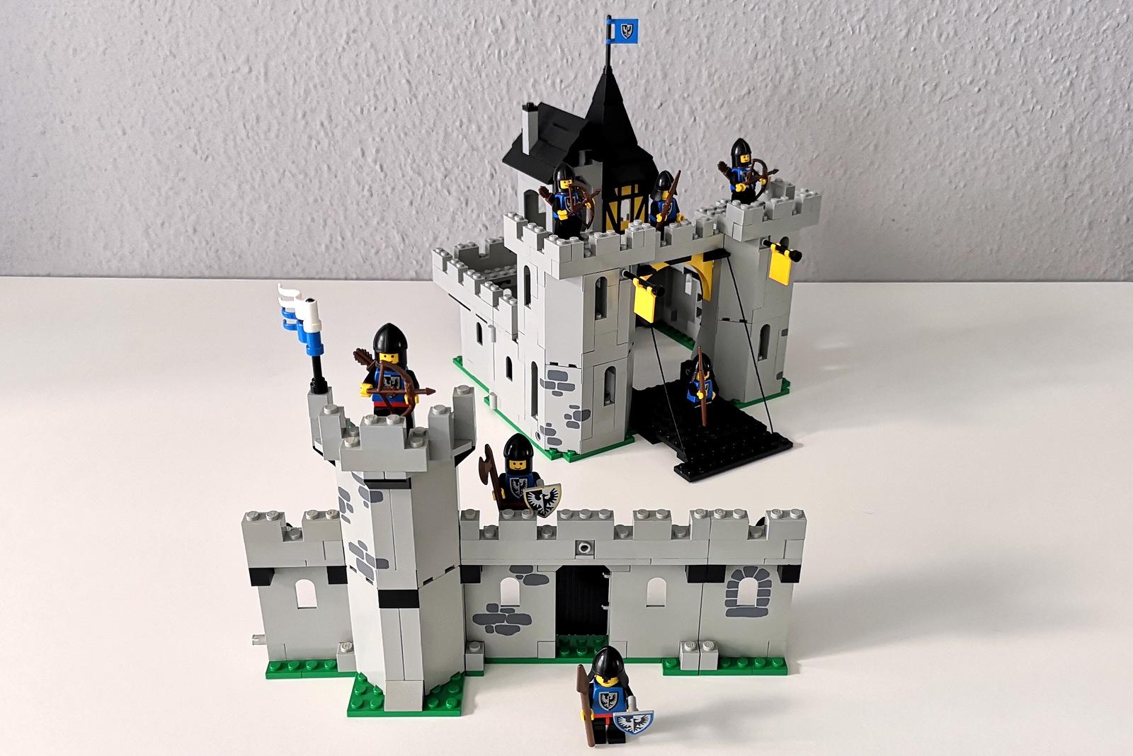 LEGO 6062 und 6074 kombiniert