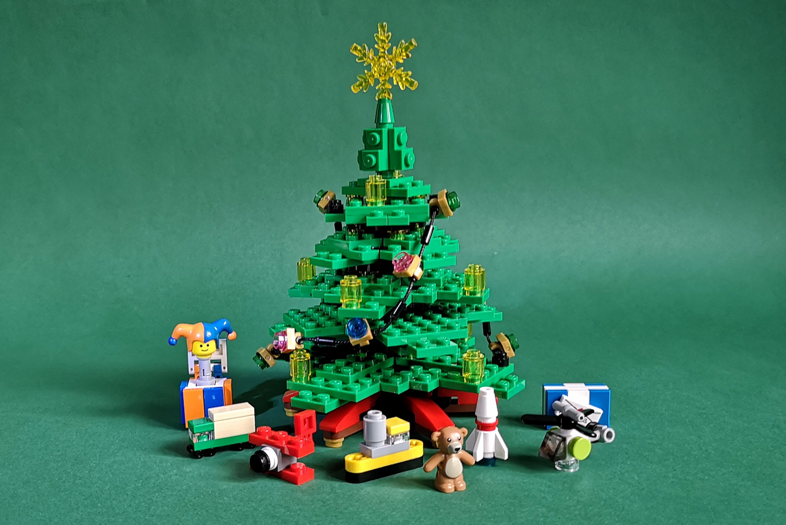 10249 LEGO Weihnachtsbaum