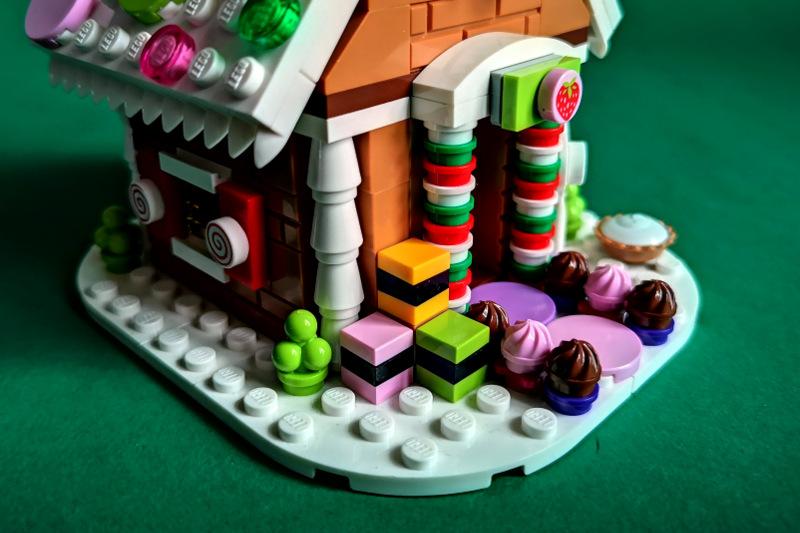 40139 LEGO Review Foto Front mit tollen Details