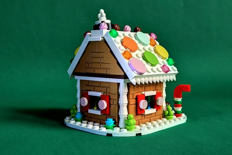 40139 LEGO Review Foto Rückseite