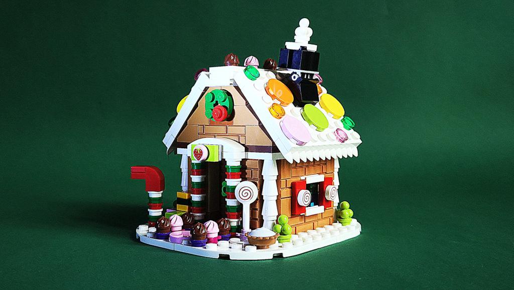 40139 LEGO Review mit Fotos und Ideen für LEGO Adventskalender