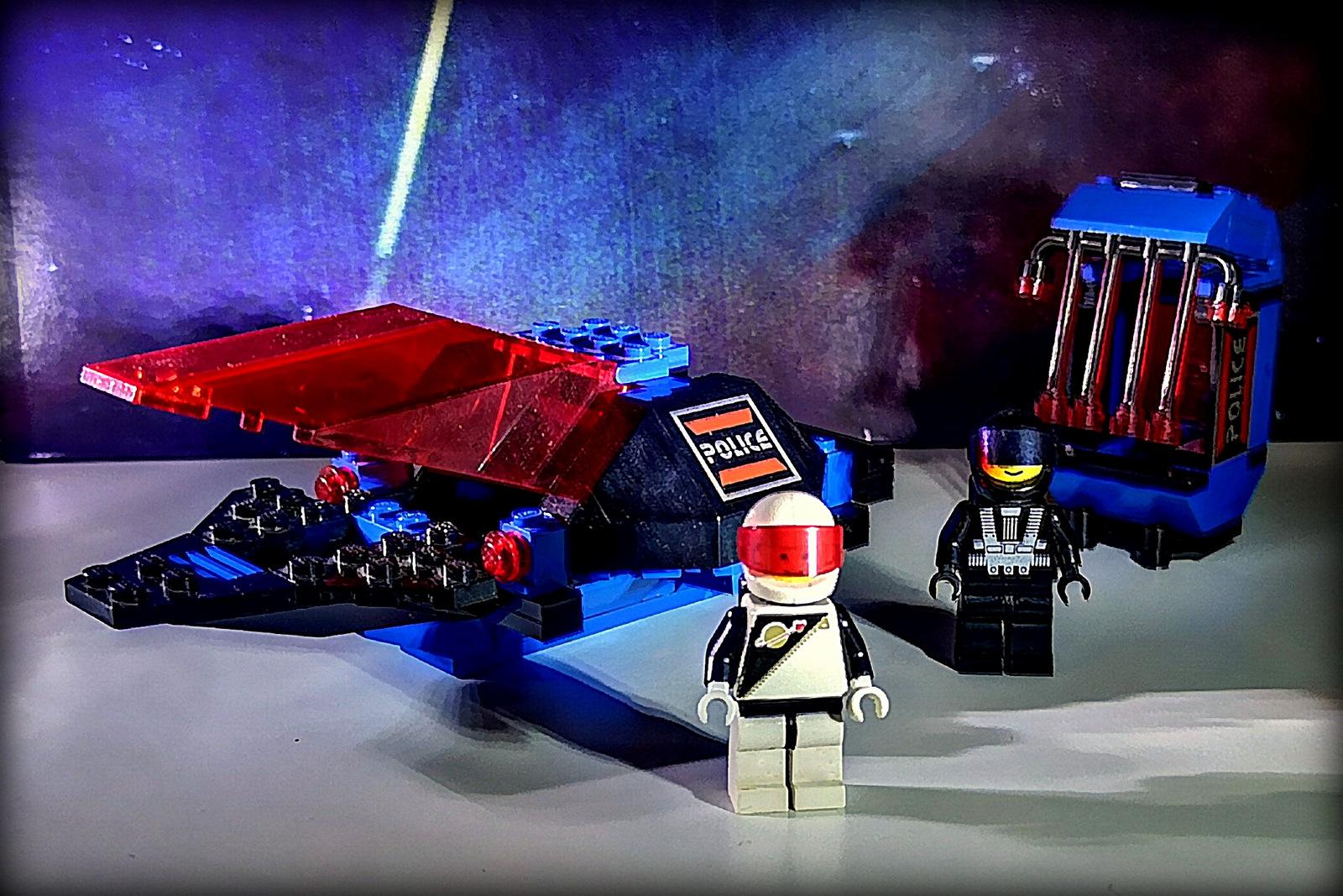 6886 LEGO Foto Shooting