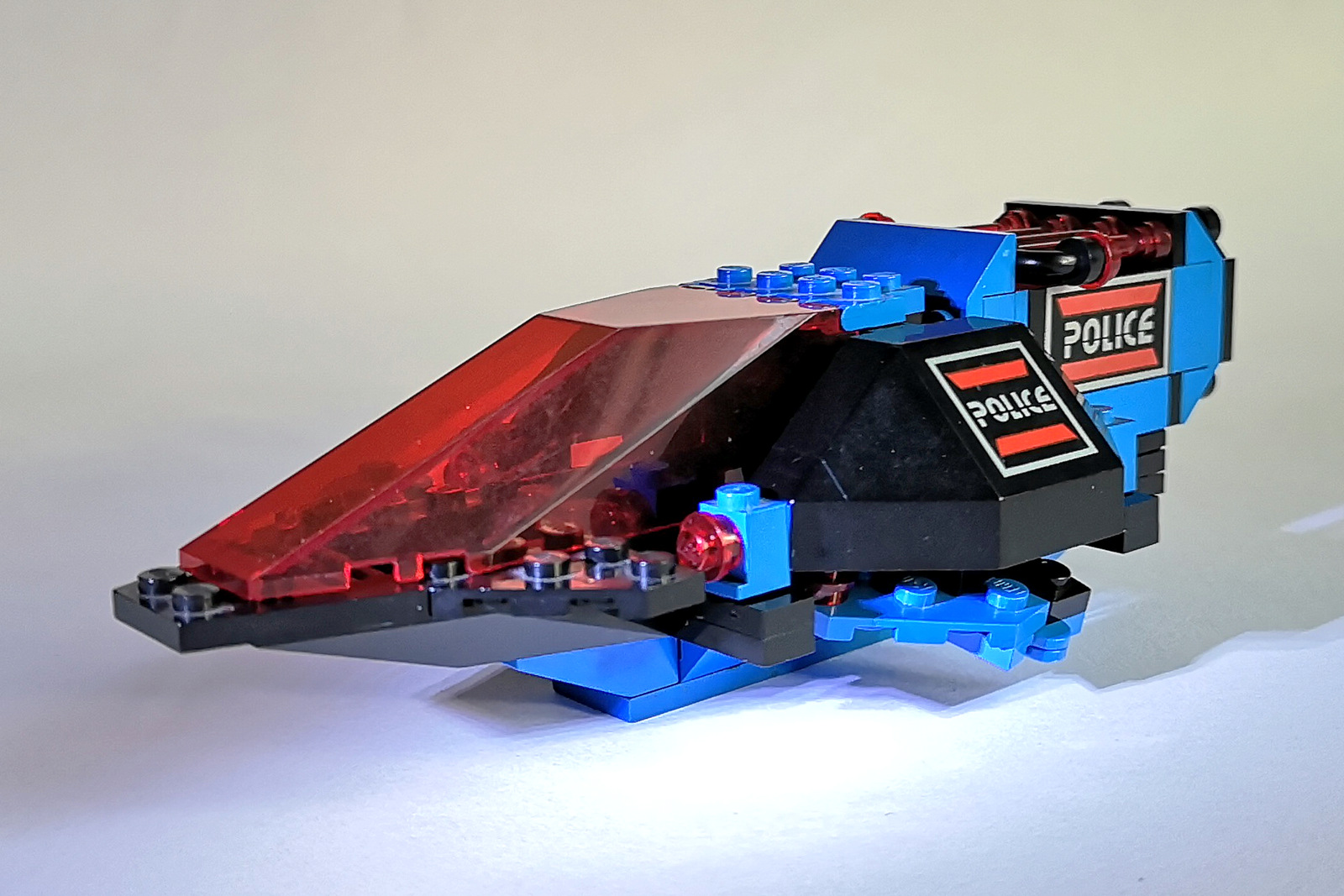6886 LEGO Space Police Raumschiff