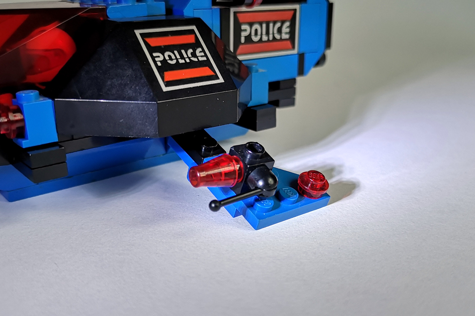 6886 LEGO Space Police Waffen Laser