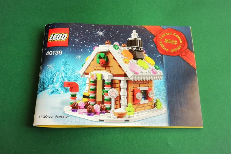 40139 LEGO Set Anleitung