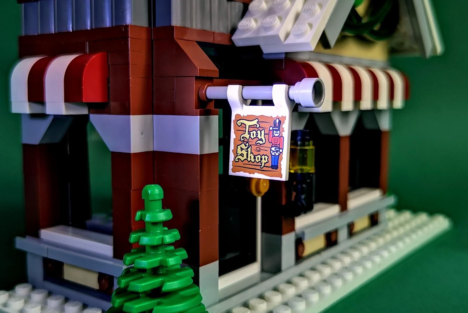 10249 LEGO Laden Weihnachte