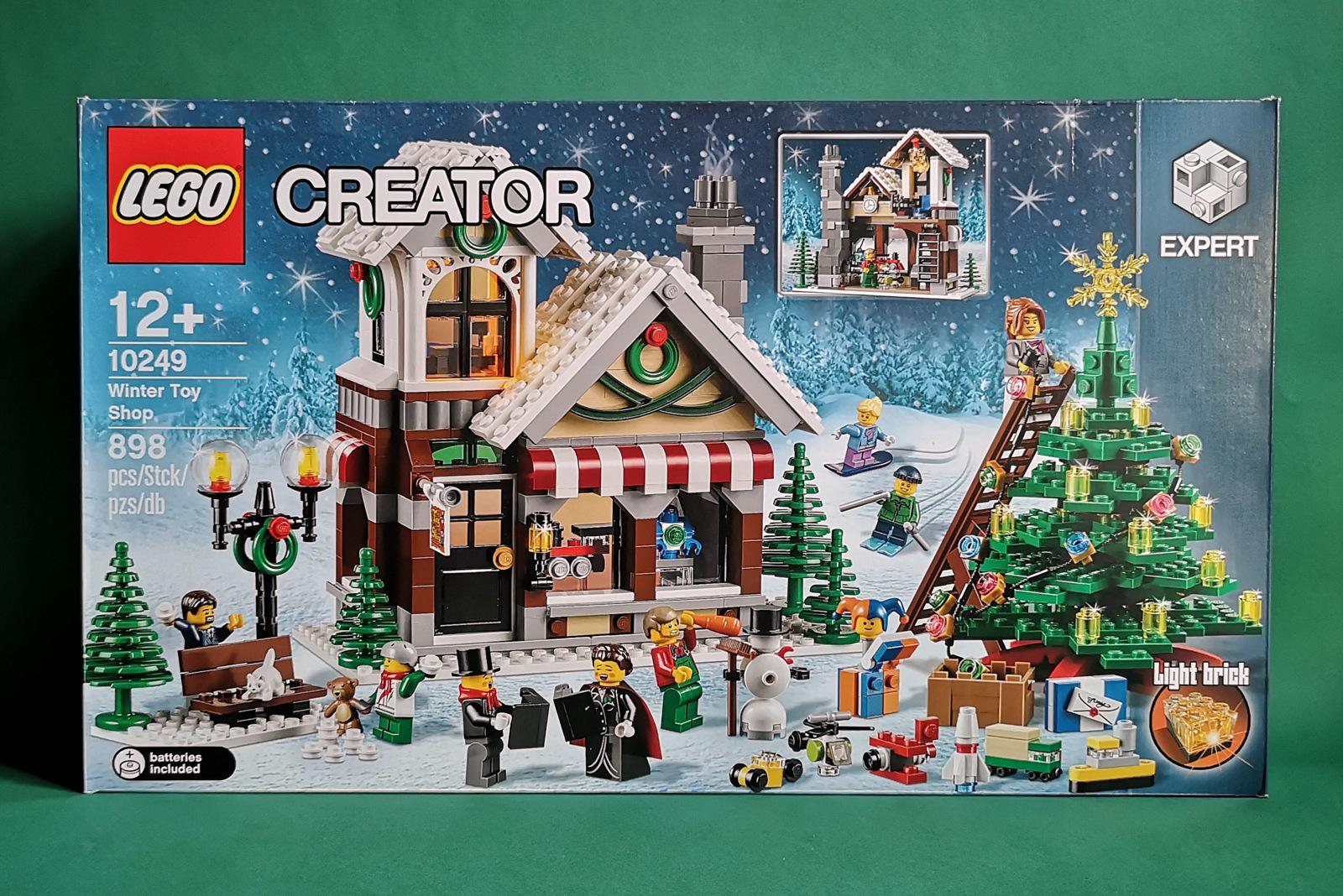 10249 LEGO Box