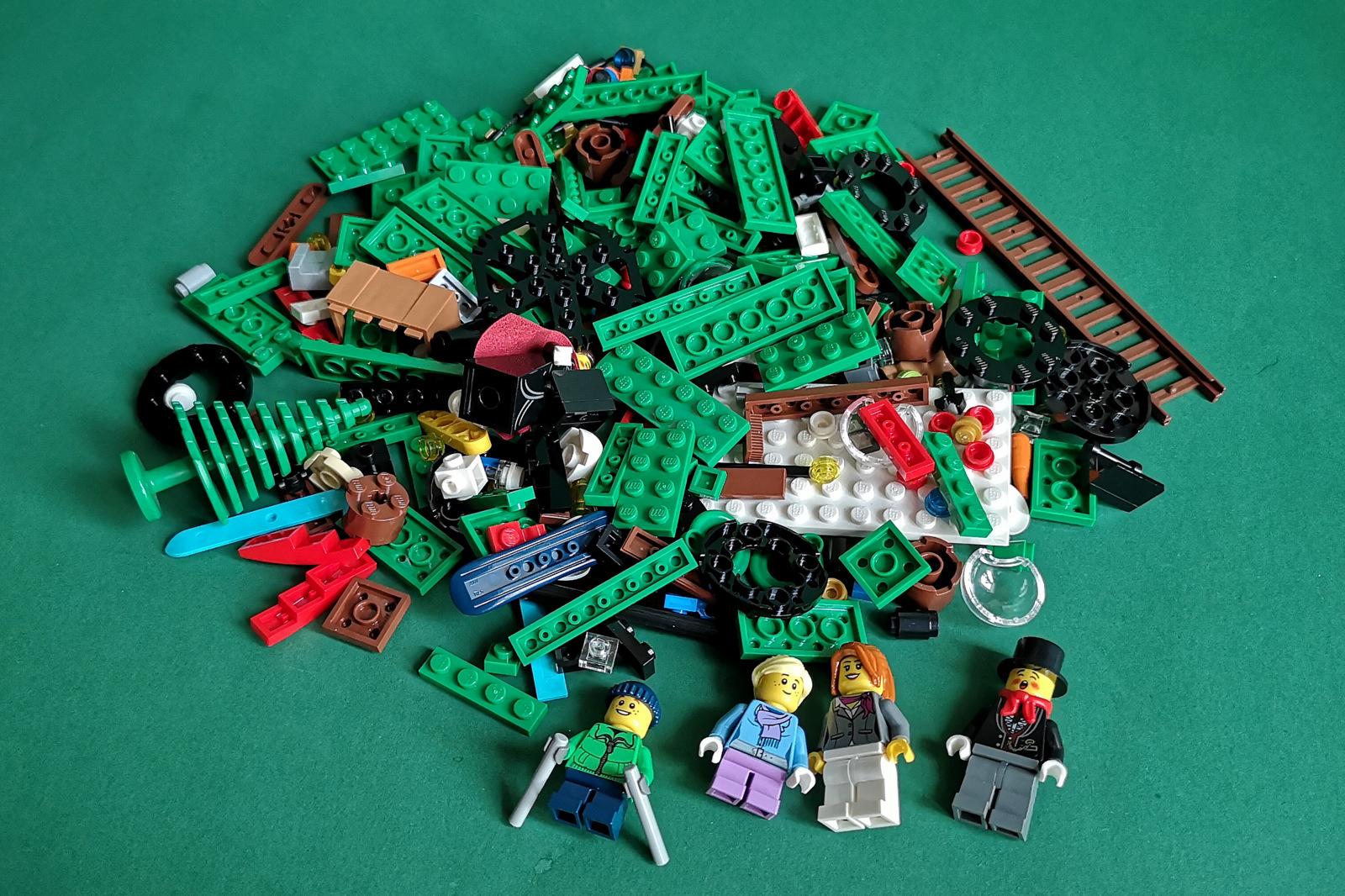 LEGO 10249 Teile Weihnachtsbaum