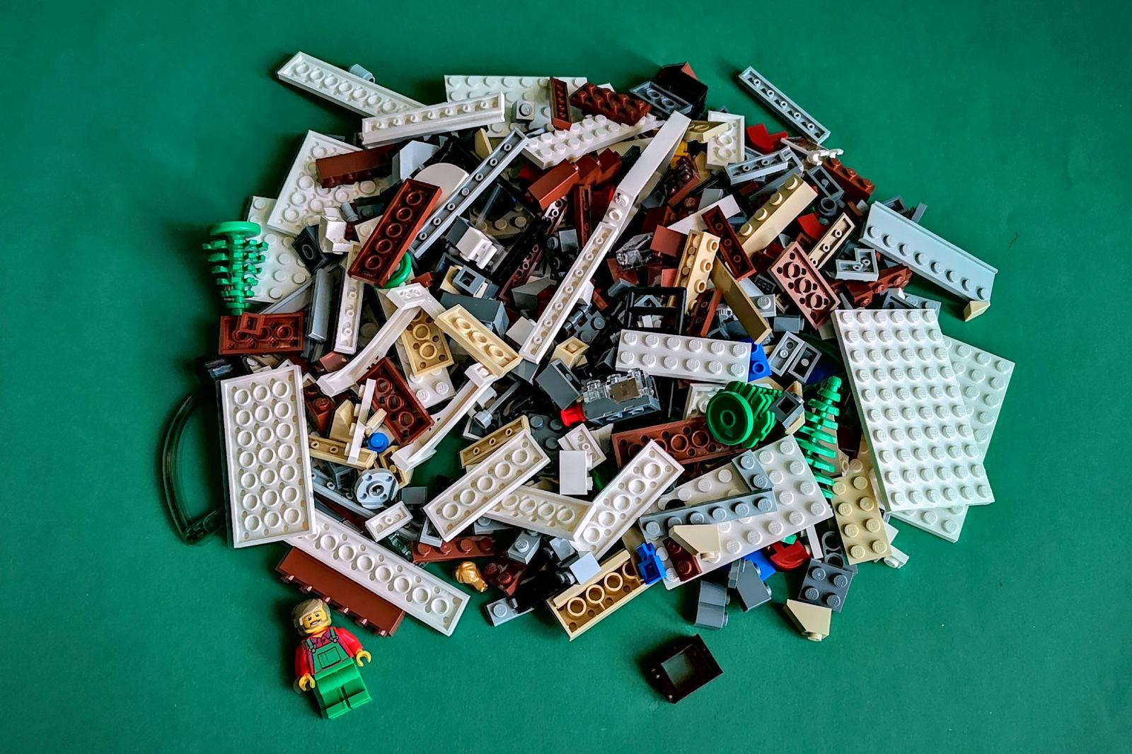 LEGO 10249 Teile weihnachtlicher Spielzeugladen