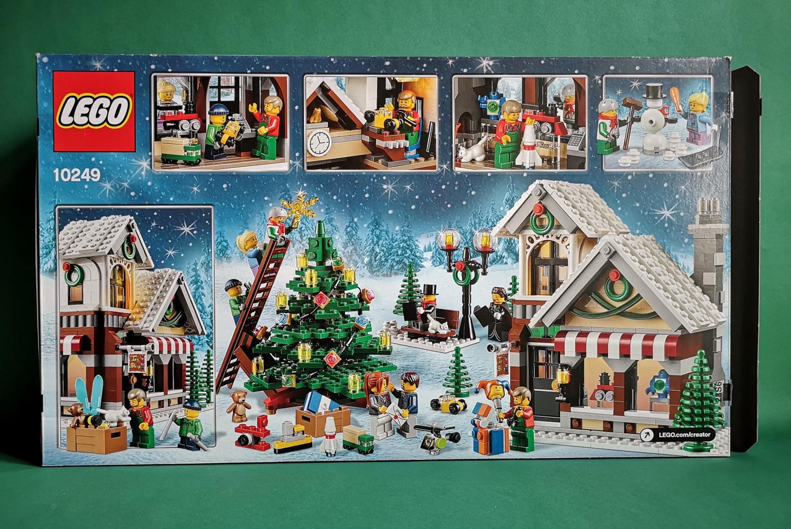 LEGO 10249 Verpackung