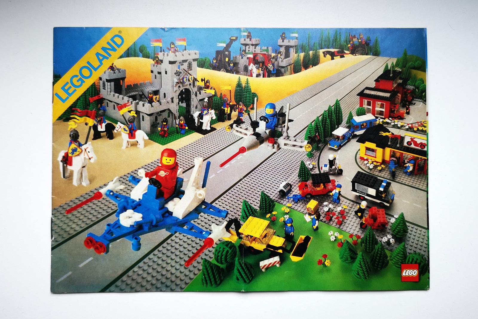 LEGO Katalog 1984