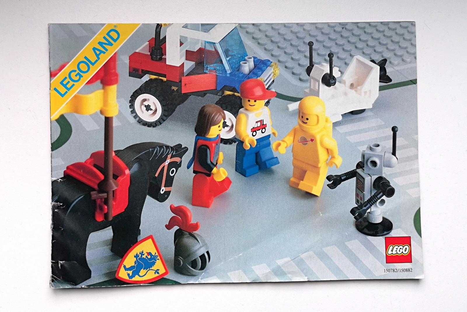 LEGO Katalog 1987