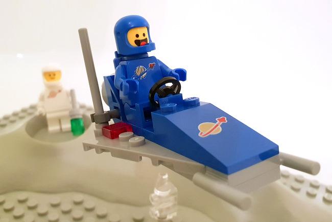 70841 LEGO Benny und Raumschiff