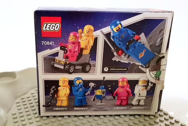 70841 LEGO Box Rückseite