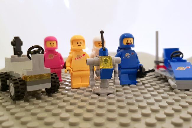 70841 LEGO das ganze Set mit Figuren und Extras