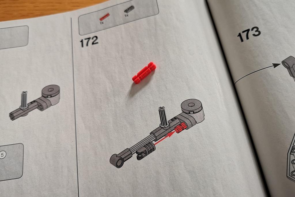 LEGO 21317 Aufbau Schritt 172