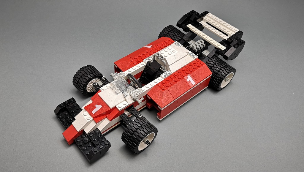 LEGO 5540 Bilder Review LEGO Blog