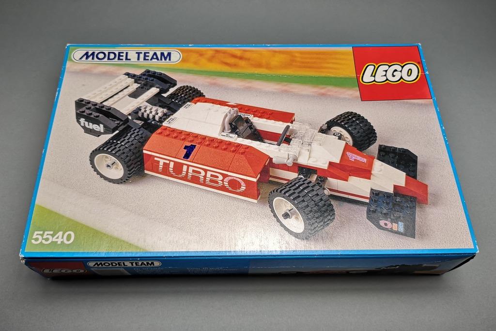 LEGO-5540-Model-Team-Racer-Front-Box-Karton