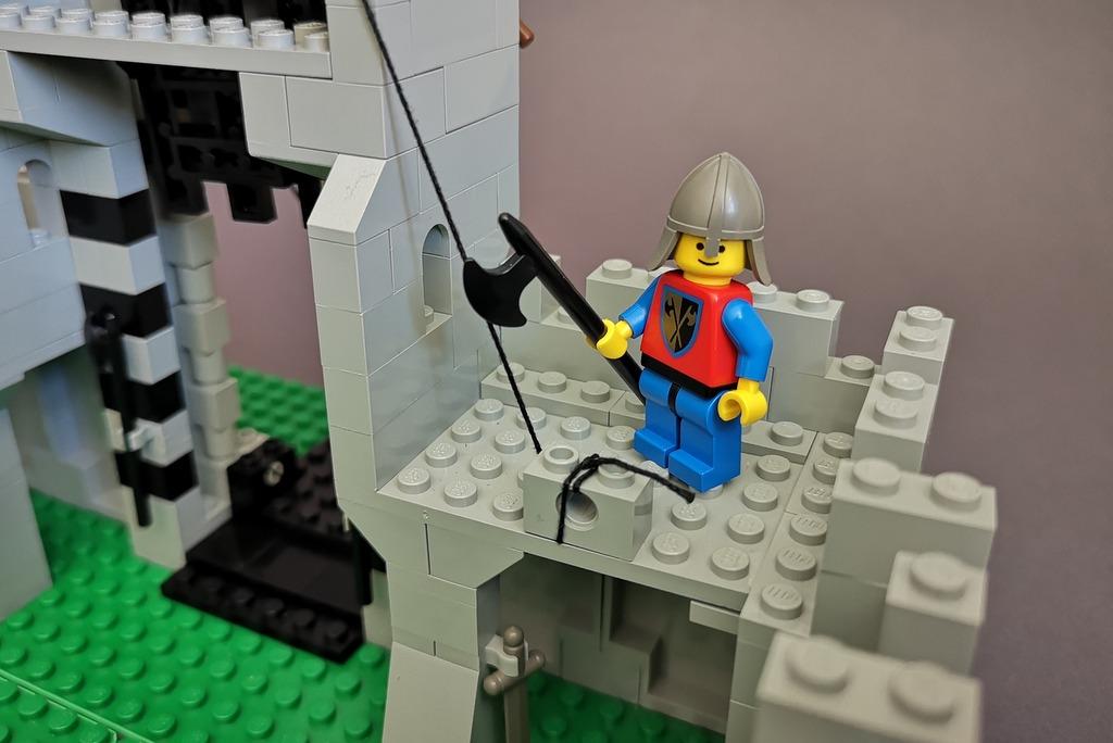 LEGO 6080 Burg Ritter Figur