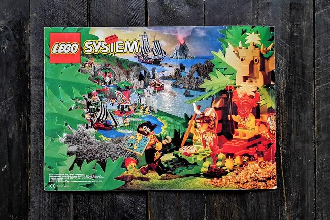 LEGO Malbuch 1994 Seite 20