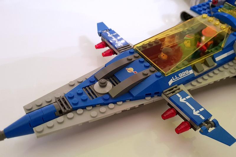 LEGO Set 70816 Cockpit