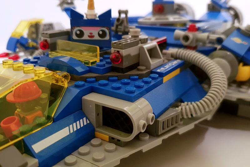 LEGO Set 70816 Düsen und Schläuche