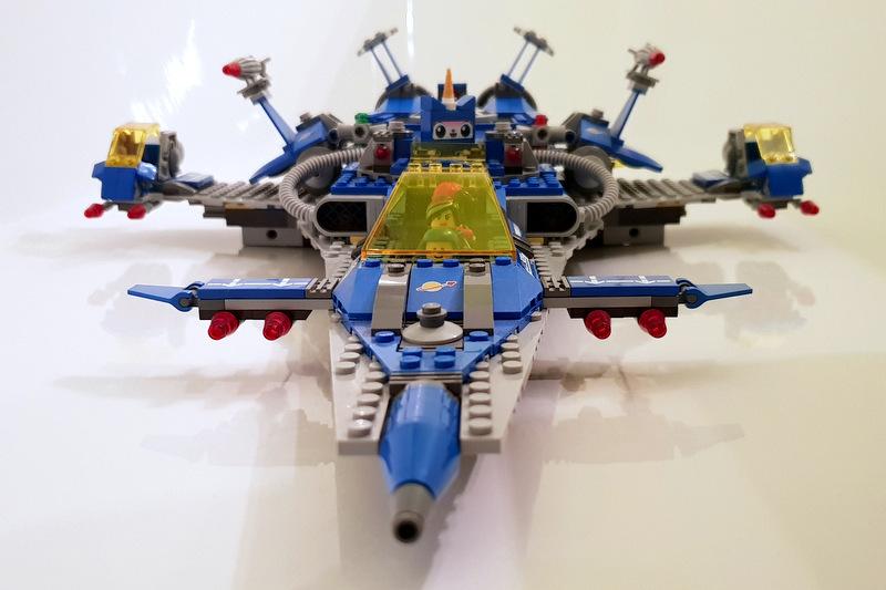 LEGO Set 70816 Frontansicht