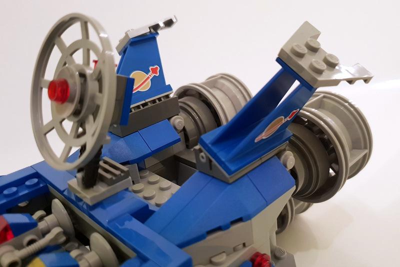 LEGO Set 70816 Heck