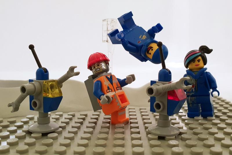 LEGO Set 70816 Minifiguren