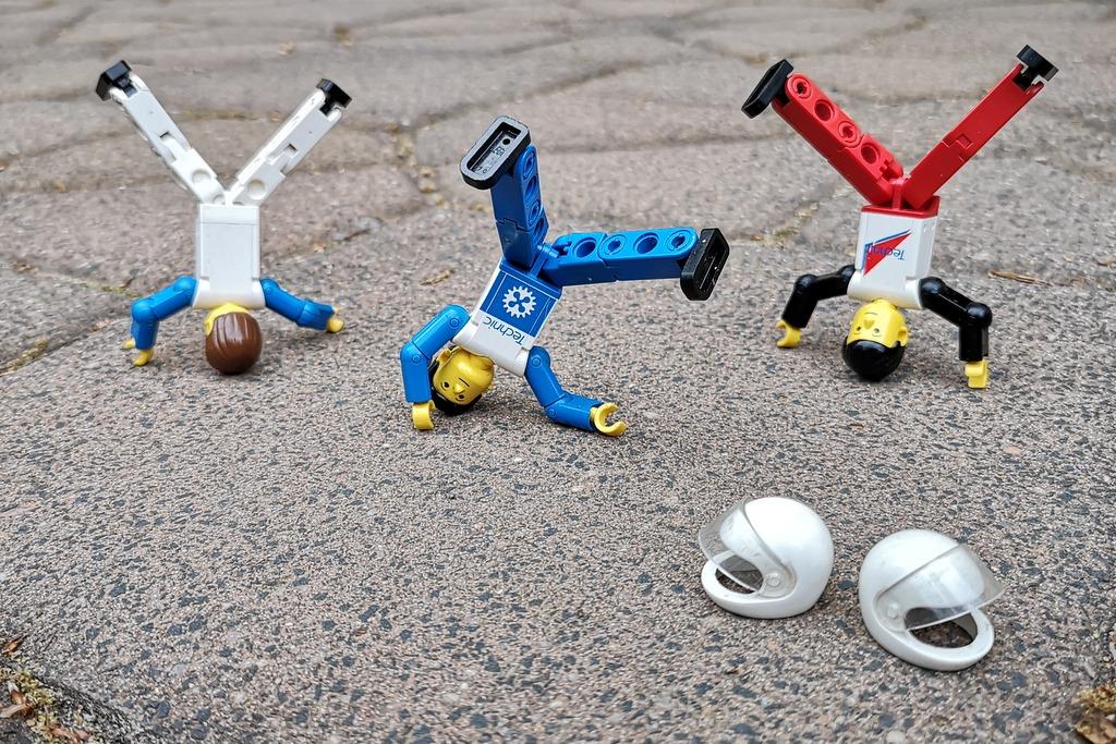 breakdance-figuren