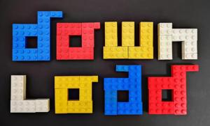 Download Bauanleitung Lego Logo