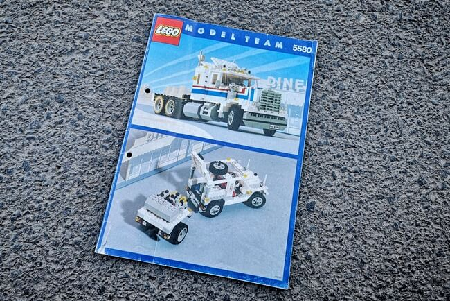 lego-5580-bauanleitung