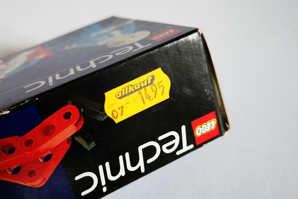1988 kostete das Set 14,95 D-Mark.