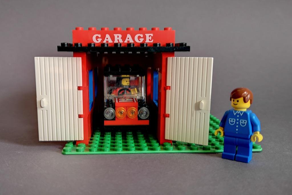 lego-garage-einparkhilfe