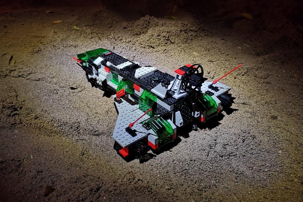 lego-raumschiff