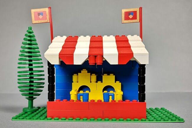 lego-ritter-turnier-zelt