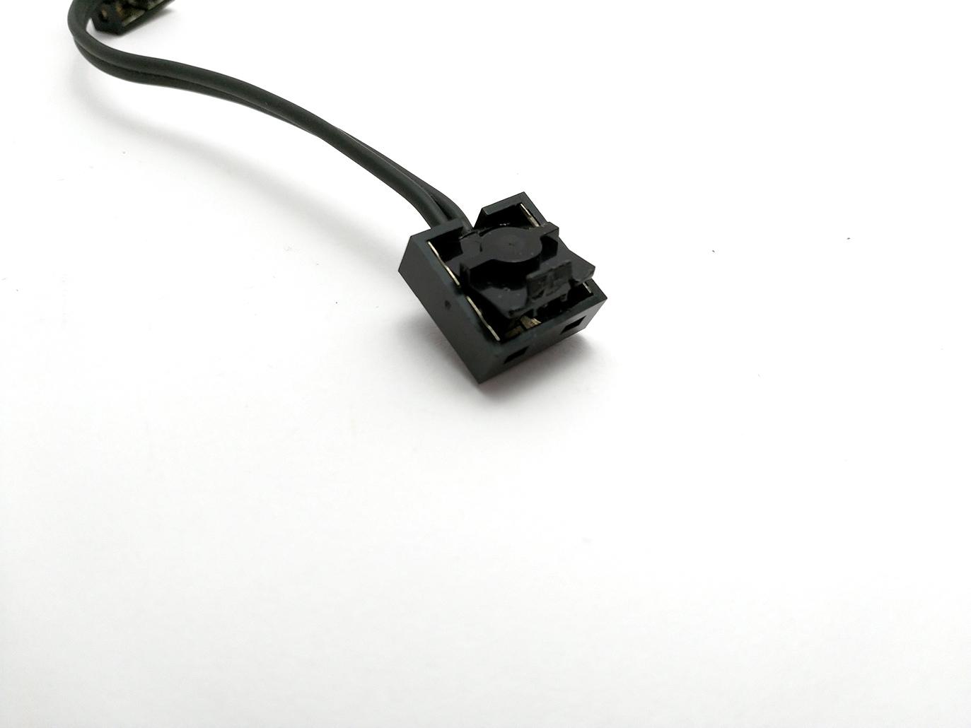 LEGO Technic 9V Kabel Schritt 1 Kabel geöffnet