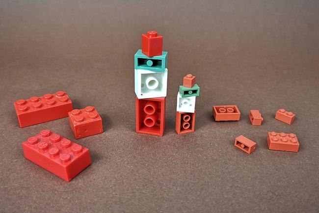 vergleich-modulex-und-lego-steine